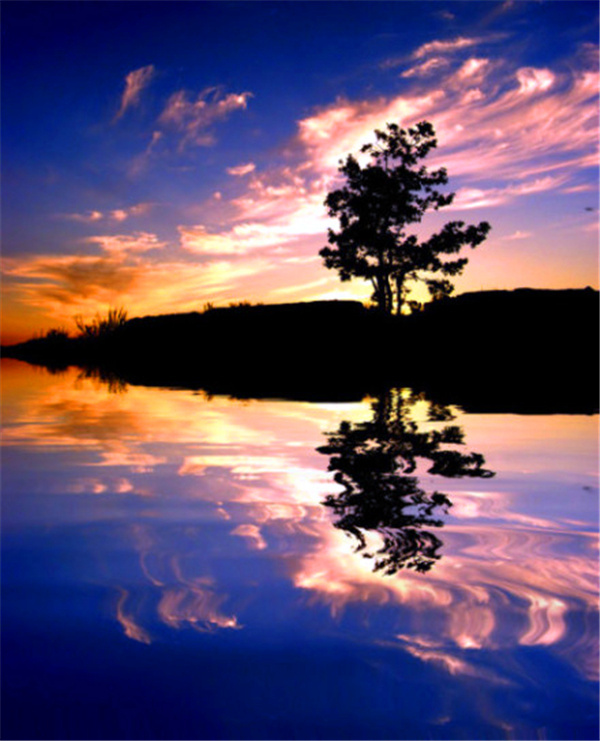 美丽的大自然风光摄影,唯美风景图片