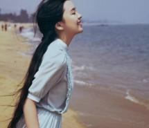 今日唯美图片,小清新文艺女生