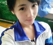 清纯靓丽的学生妹 敬学生时代