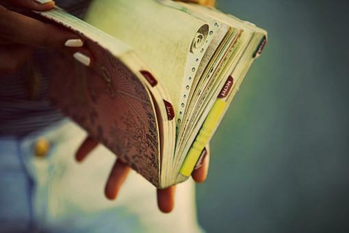唯美意境伤感系笔记本的唯美图片