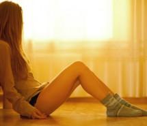 世界上最好的感觉就是知道有人在想你。