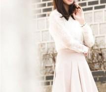 超赞的韩国小清新美女