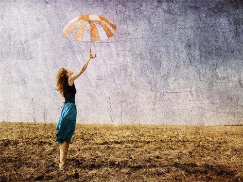 江南烟雨 一把伞 一个故事