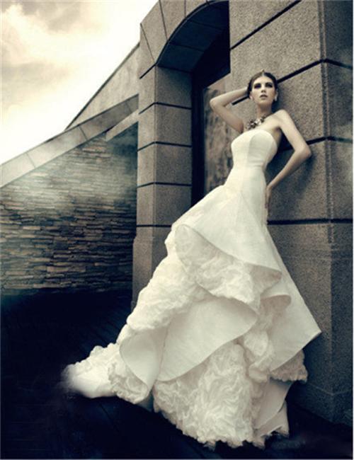 爱的结晶梦 婚纱图片