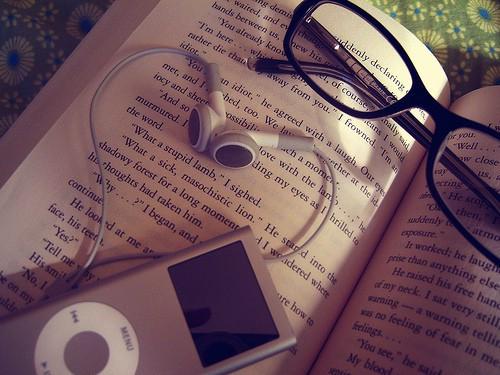 阅读时间 留给自己的时光
