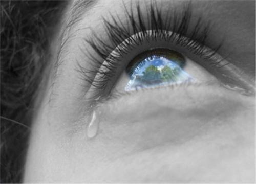 心碎 眼泪 徘徊 定格