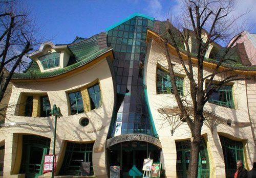 经典奇葩建筑