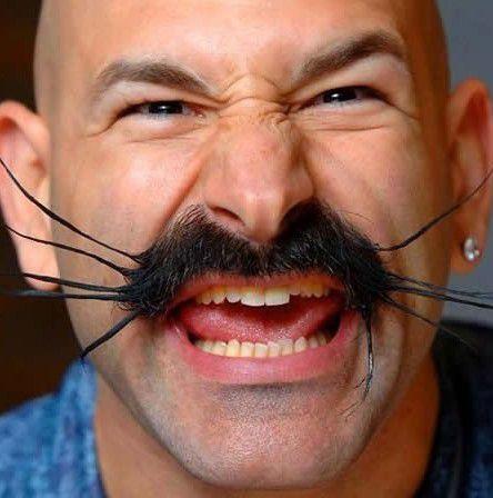 怪爷爷的胡子