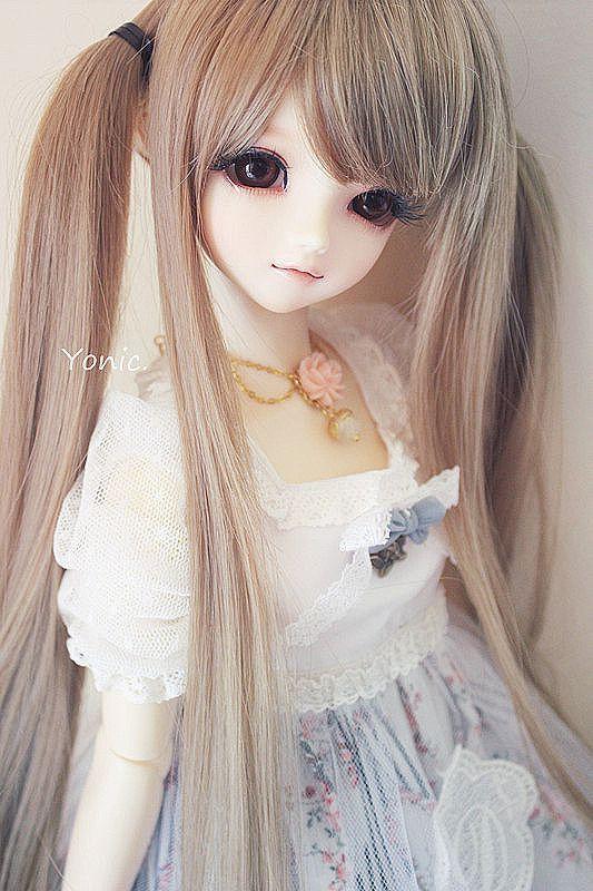 漂亮唯美SD娃娃图片