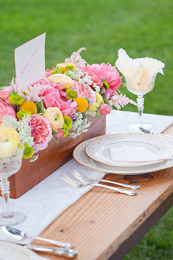 精致木质花盒 花盒壁纸