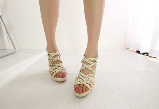 高跟鞋的爱
