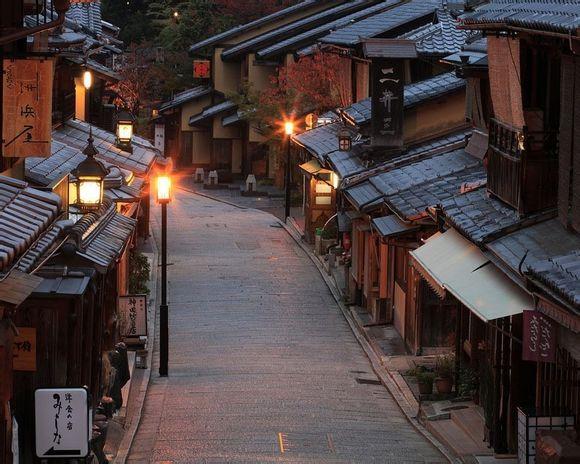 日本民居风采