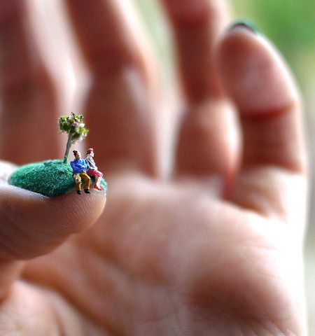 指甲上的故事